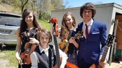The Band Kelley, Appling, GA. Popular Bluegrass family