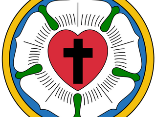 Martin Luther's Seal (or the Luther Rose)