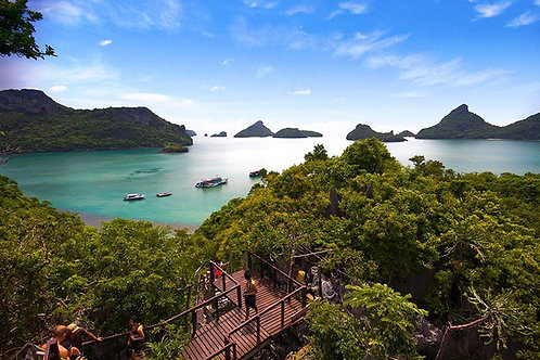 Angthong National Park (Speedboot)
