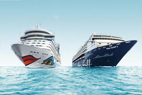 Kreuzfahrtschiff Tour