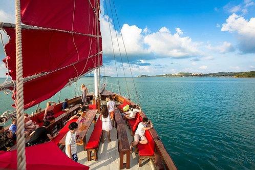Koh Phangan Brunch Cruise