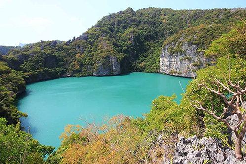 Angthong National Park (Großen Boot)