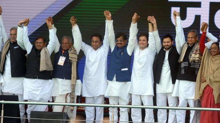 राहुल गाँधी की पटना रैली