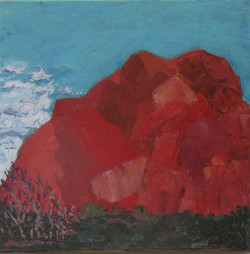 Ghost Ranch red rocks