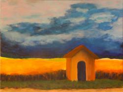 Little shack on the prairie