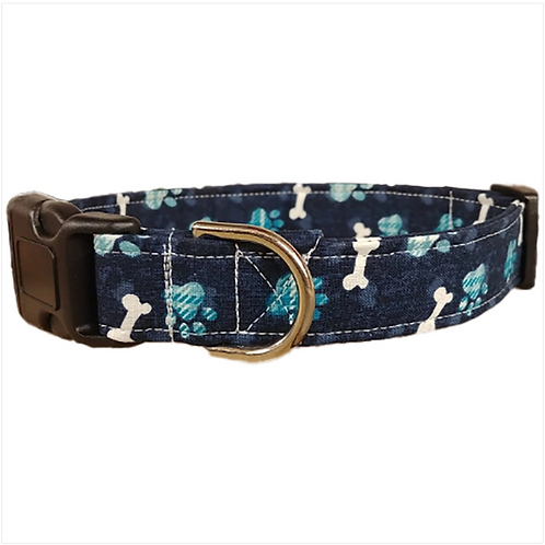 Boneyard collar by Buddy and Friends