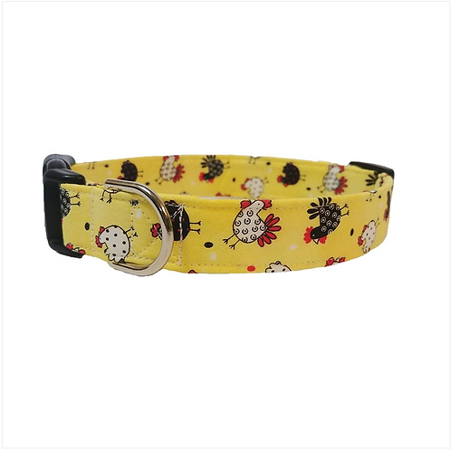 Chicken coop collar by Buddy and Friends