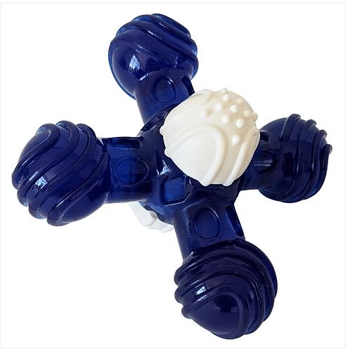 Quacker Jack Rubber and Nylon Chew Toy from Jojo Modern Pets