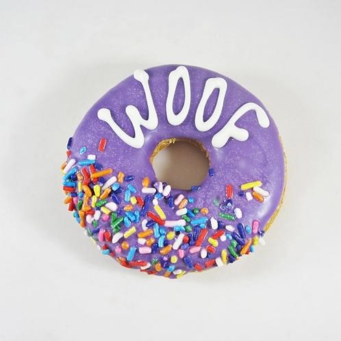 Woof Donut Dog Treat treat from Dog Park Publishing