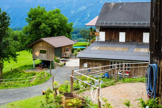 Schwingerhof Stall