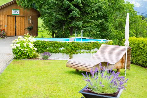 Schwingerhof Pool