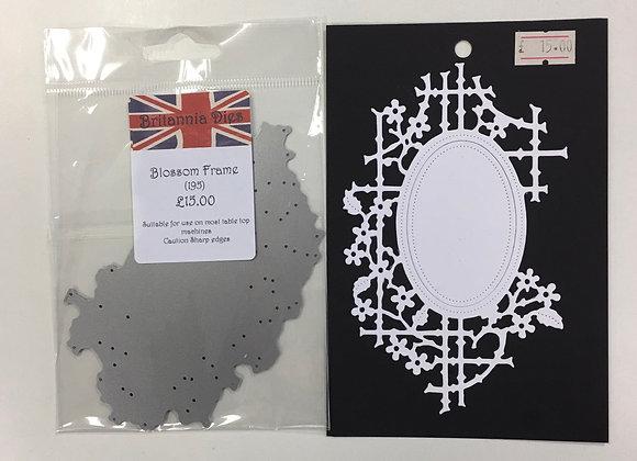 Britannia Dies - Blossom Frame