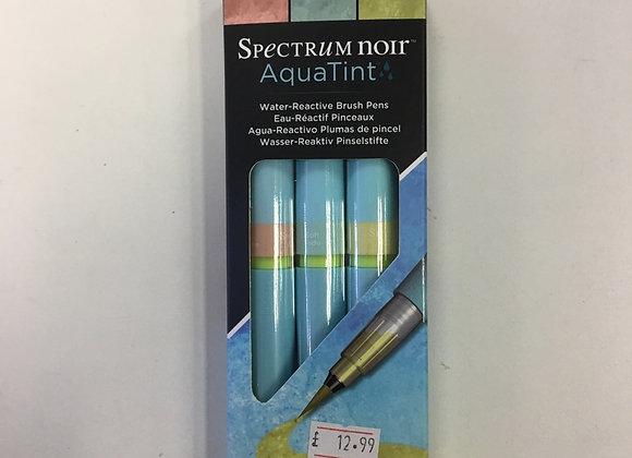 Spectrum Aquatint - Shades of Spring