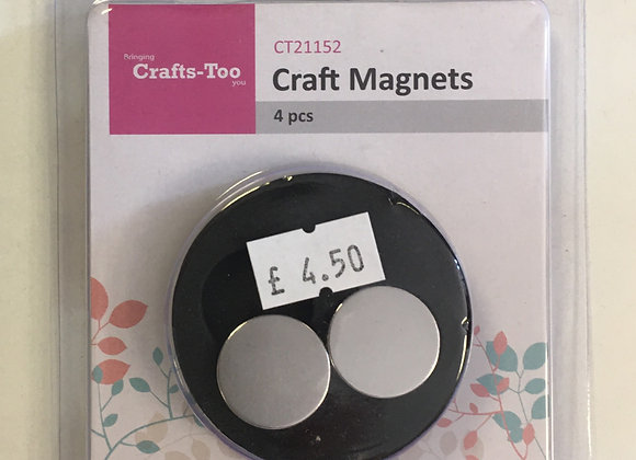 Crafts-Too Craft Magnets