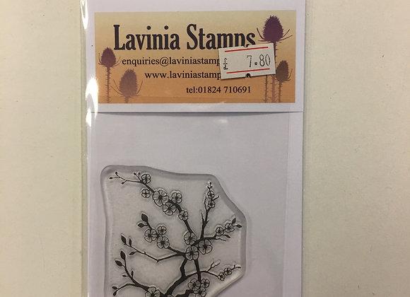 Lavinia Stamp -Cherry blossom -Lav 176