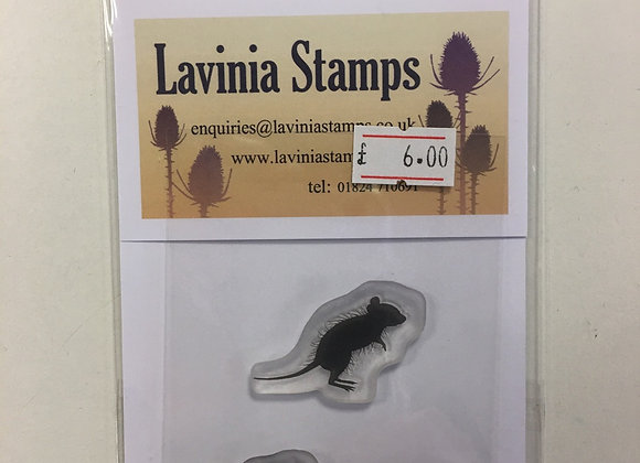 Lavinia Stamp -Woodland Mice -Lav 538