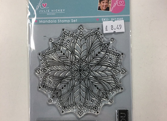 JHD NEW COLLECTION -  Mandala Stamp