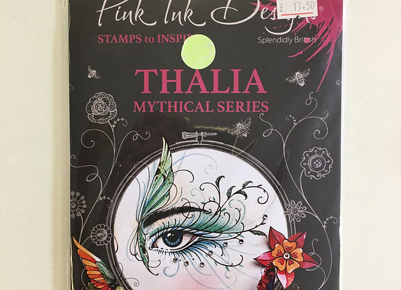 Pink Ink Designs Mythical Series - Thalia Stamp Set
