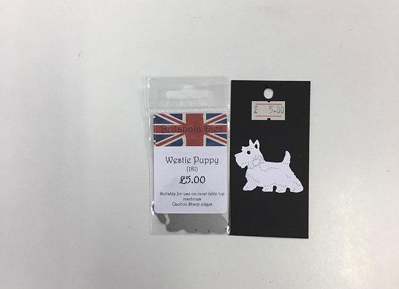Britannia Dies - Westie -Puppy