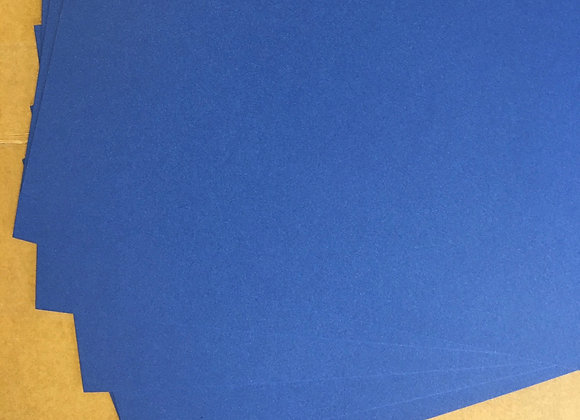 15cm x 30cm True BLUE Card