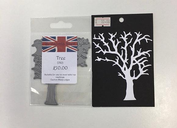 Britannia Dies - Tree