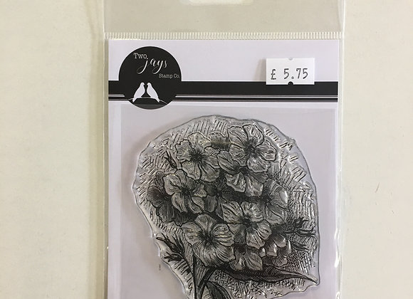 Two Jays Clear Stamp Camomile