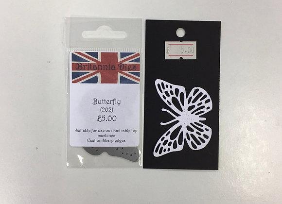 Britannia Dies - Butterfly