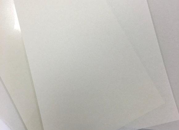 PINK FROG STAMPING MASKING SHEETS 5 x A4 sheets