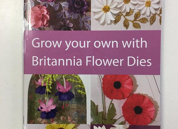 Britannia dies - Flower Book 1