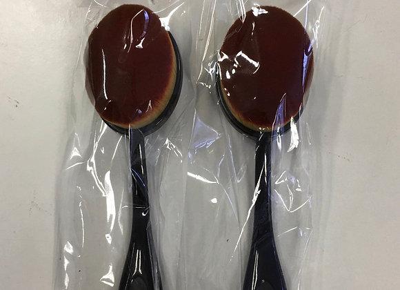 SWEET POPPY  BLENDING BRUSHES - 2 pack-SIZE 3