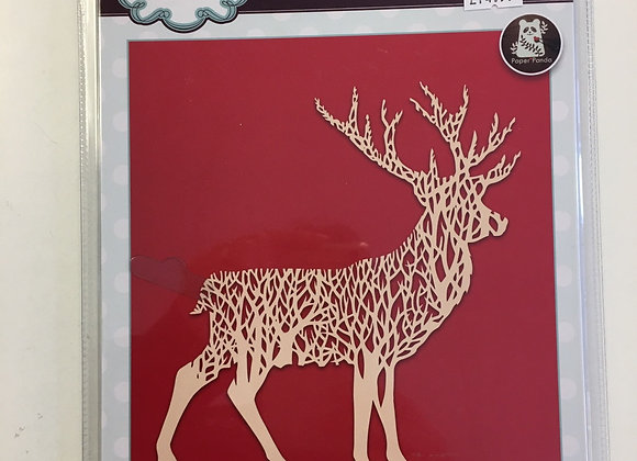 Creative Expressions Paper Panda Die- Forest Stag