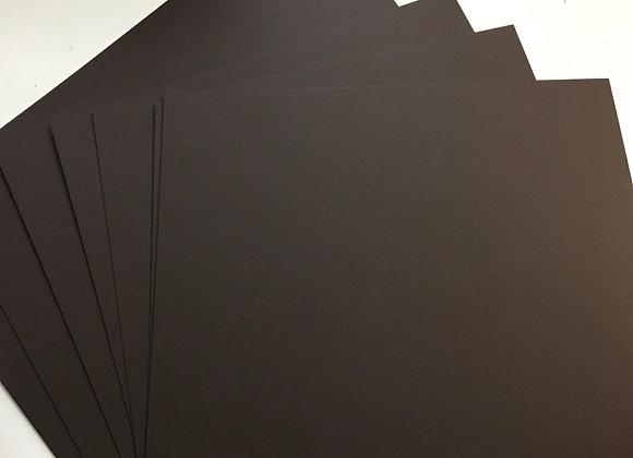 TRUE BROWN CARD -A4  - 20 sheets