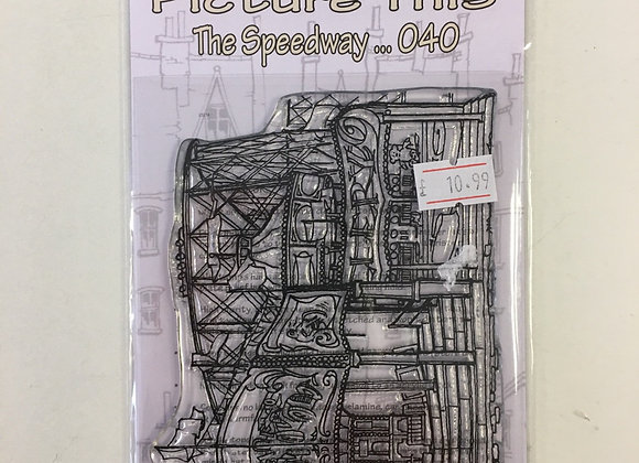 Picture This - The Speedway Stamp Set