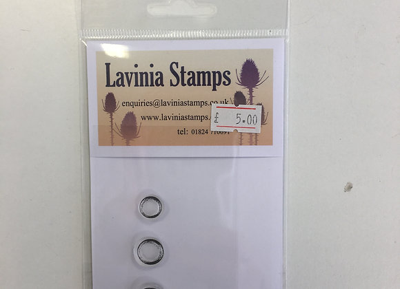 Lavinia Stamp - Bubbles - Lav351