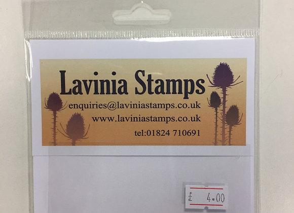 Lavinia Stamp -Let .... -Lav 523
