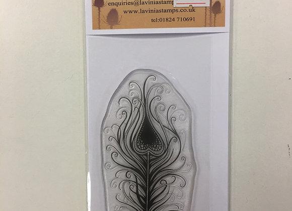 Lavinia Stamp - Indian Flourish- lav495