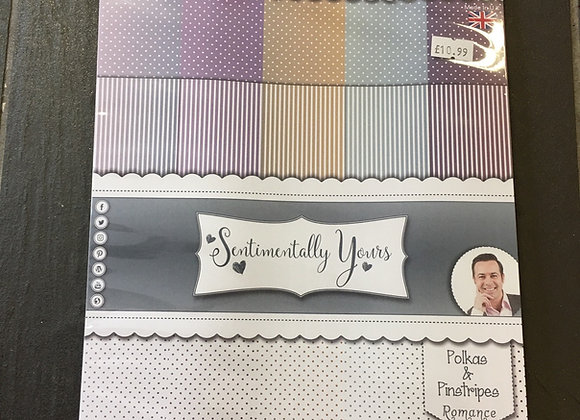 SENTIMENTALLY YOURS PAPERS- ROMANCE