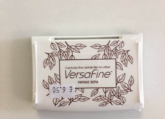 Versafine Ink Pad - Vintage Sepia