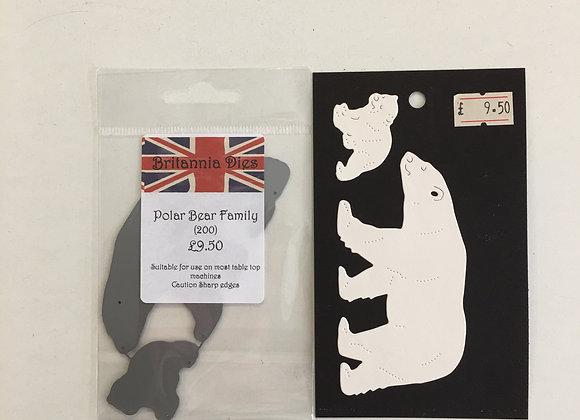 Britannia Dies Polar Bear Family