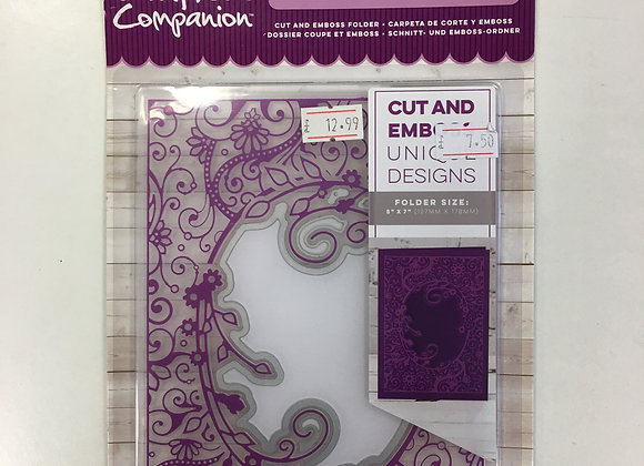 Crafters Companion Cut & Emboss - Petite Florals