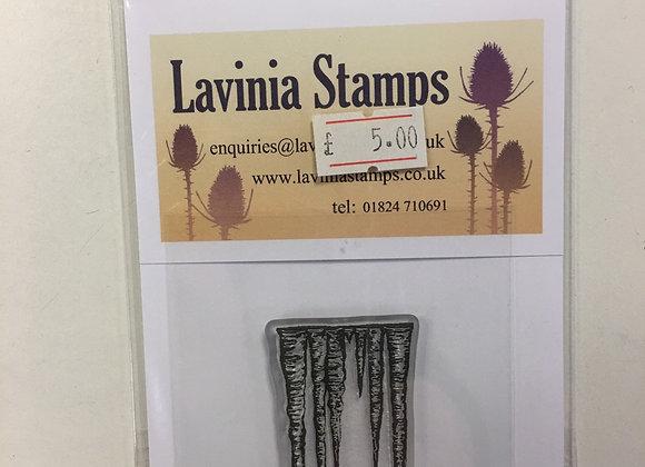 Lavinia Stamp -Icicles -Lav 089