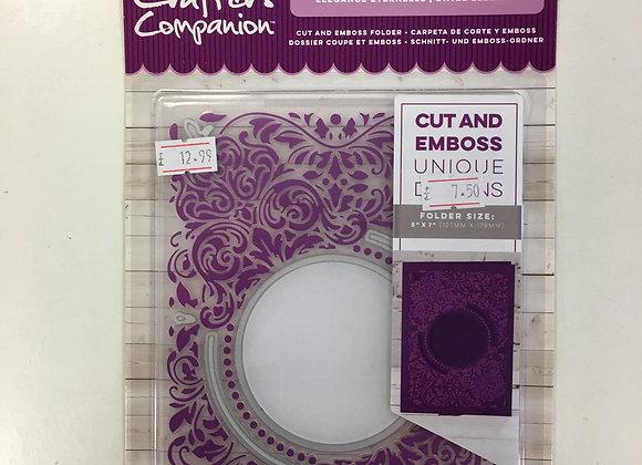 Crafters Companion Cut & Emboss - Eternal Elegance