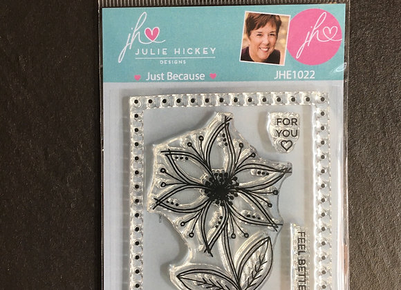 Julie Hickey Designs Just Because Stamp set