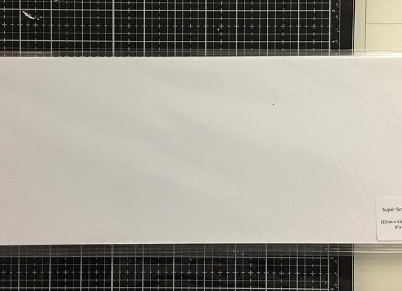 15cm x 42cm Supersmooth Card