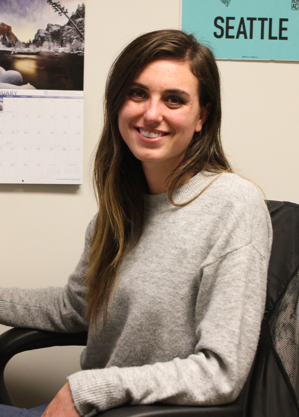 Samantha Hill, Bellwether's Lead Resident Services Coordinator