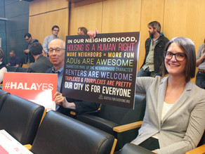 Seattle City Council passes citywide Mandatory Housing Affordability!
