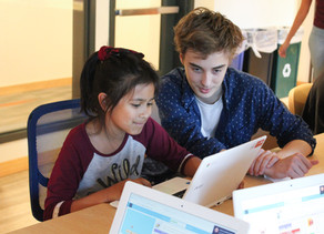 Coding class at Arbora Court introduces kids to computer science one dance step at a time