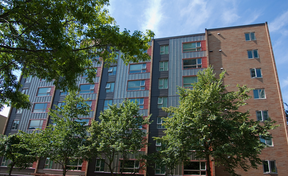 The First & Vine Apartments in Belltown