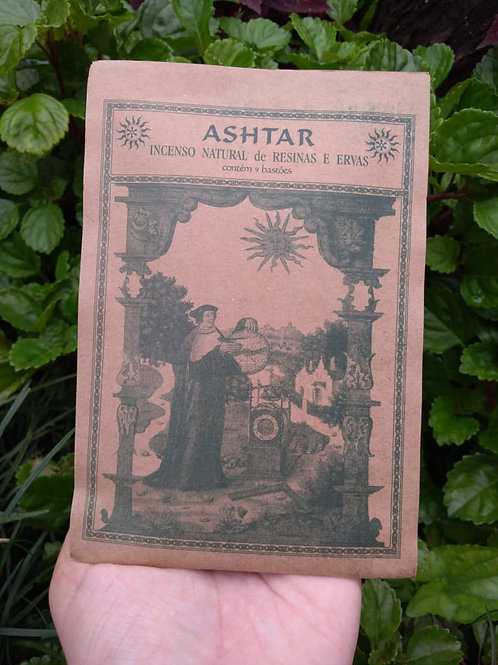 Incenso Ashtar