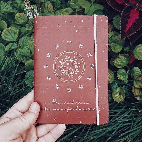 Caderno da Manifestação